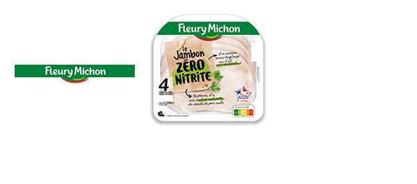 Zéro Nitrite Fleury Michon