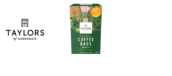 Taylors of Harrogate Coffee Bags