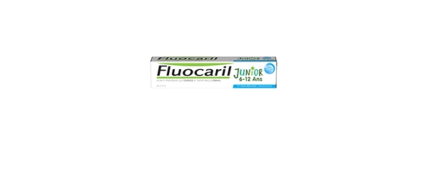 Fluocaril Junior 6-12 Ans