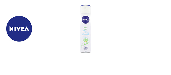 Nivea Déodorants Fresh