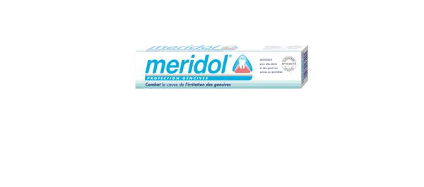 Dentifrices meridol®