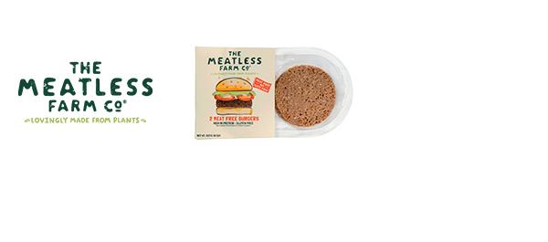 Fresh Plant-Based Burgers
