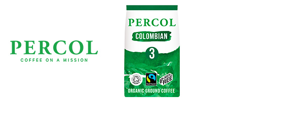 Percol Ground Coffee