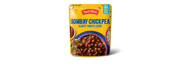 Bombay Chickpea Hearty Tomato Curry