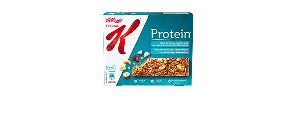Barres Special K Protein*