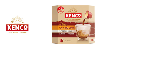 New Kenco Duo Coffee