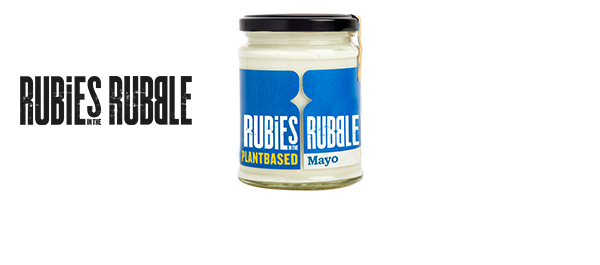 Rubies in the Rubble Plant-based Mayo