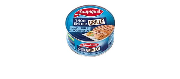 Thon grillé Huile de Tournesol