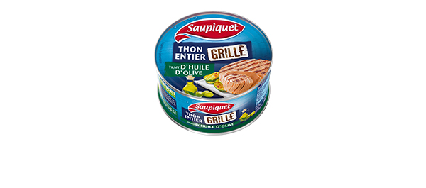 Gamme Thon grillé Saupiquet
