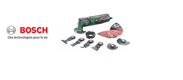 Accessoires pour outils multifonctions