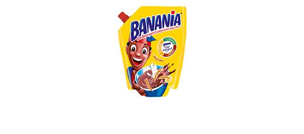 Les poudres chocolatées BANANIA
