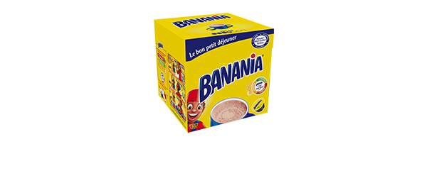 Les capsules Dolce Gusto® BANANIA