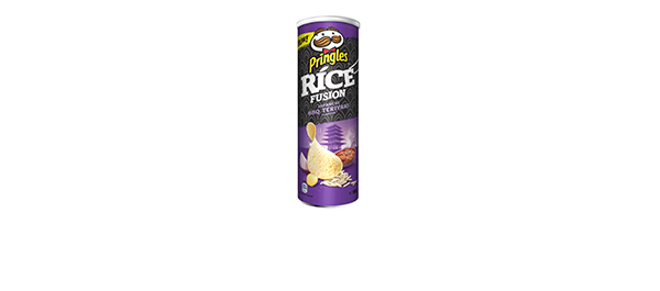 Pringles Rice Fusion
