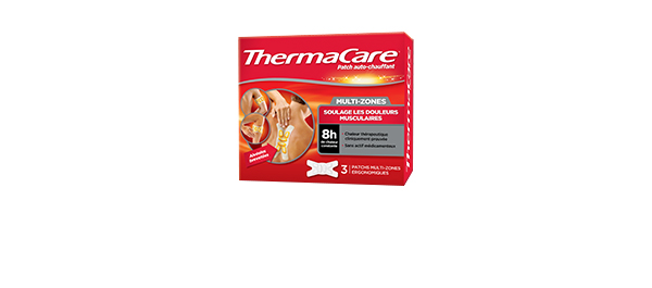 ThermaCare Multi-Zone