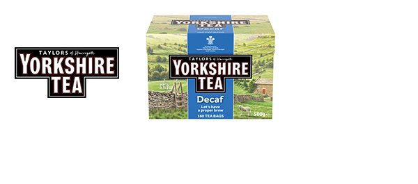 Yorkshire Tea Decaf