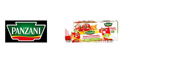 Sauce tomate bio Panzani