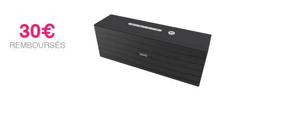 Enceinte Bluetooth Gear 4 Soundwave