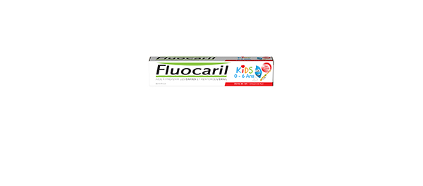 Fluocaril Kids 0-6 Ans