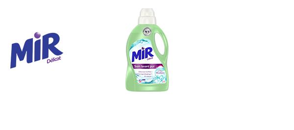 Lessive Mir Soin lavant pur