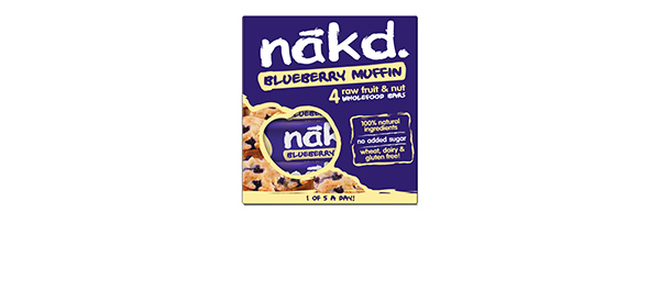 Nakd Fruit & Nut bars multipacks