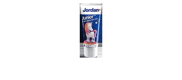 Les dentifrices Jordan enfants