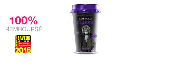 Café prêt à boire Classic - 230ml