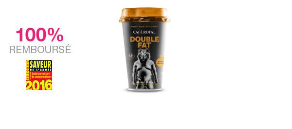 Café prêt à boire Double Fat - 230ml