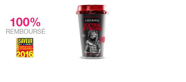 Café prêt à boire Extra Strong - 230ml