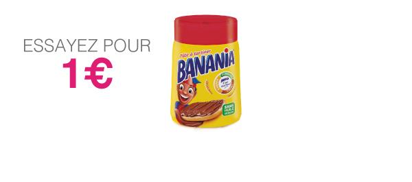 Pâte à tartiner Banania 400g