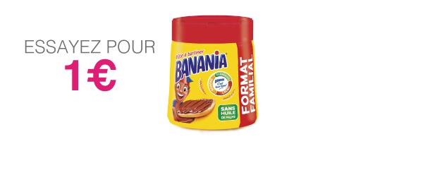 Pâte à tartiner Banania 600g