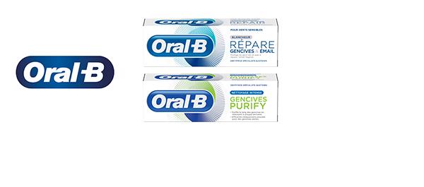 Oral-B Gamme Gencives