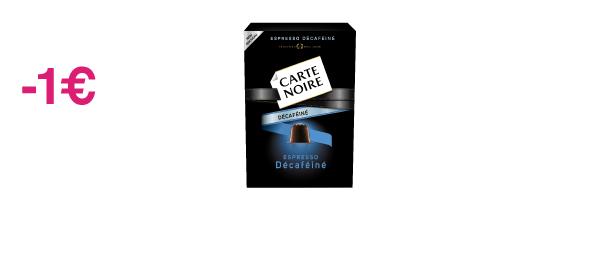 CARTE NOIRE Capsules Espresso