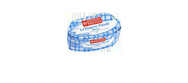 Les beurres Paysan Breton