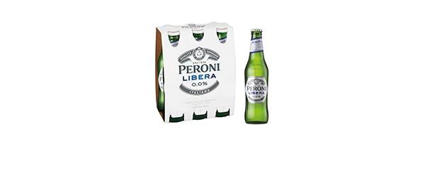 Peroni Libera 0.0% 6x330ml