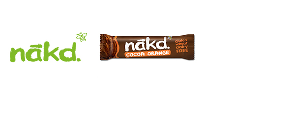 Nakd Fruit & Nut single bars