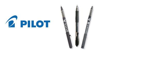 Les stylos incontournables PILOT