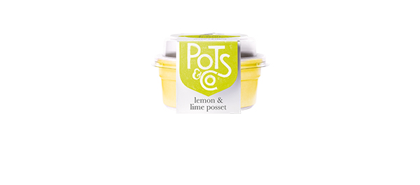 lemon & lime posset