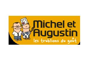 Petits carrés Michel & Augustin