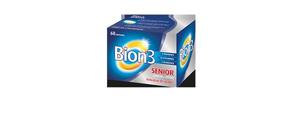 Bion®3 Senior 60 comprimés