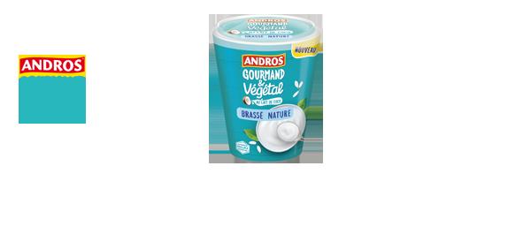 Desserts Andros Gourmand & Végétal