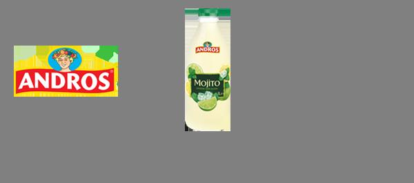 Les boissons rafraîchissantes Andros