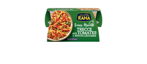 Trecce aux Tomates et Petits Légumes
