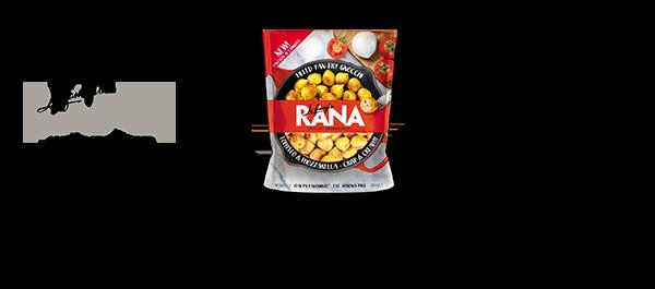 La Famiglia Rana Pan-Fry Gnocchi