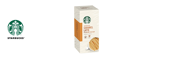 New Starbucks® Premium Instant Coffee