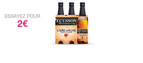 ECUSSON Cidre & Pêche