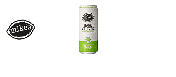 Try Mike's Hard Seltzer