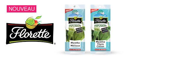 Herbes Fraiches pour Infusion Florette