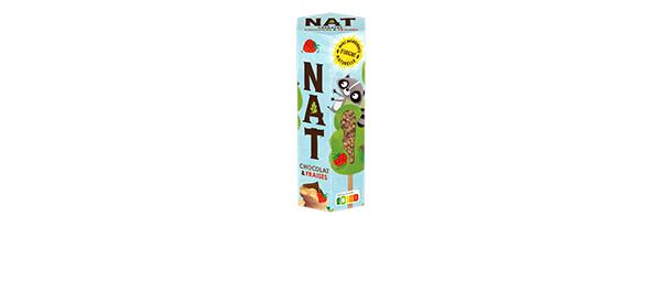 NAT Céréales Choco Fraises