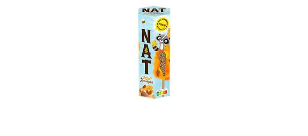 NAT Céréales Miel & Amandes