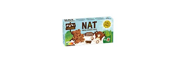 NAT Ourson Chocolat